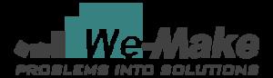 We-Make Home Page Logo